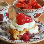 Wicklow Strawberry Shortcake