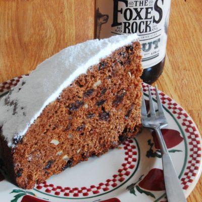 Rich Guinness Cake